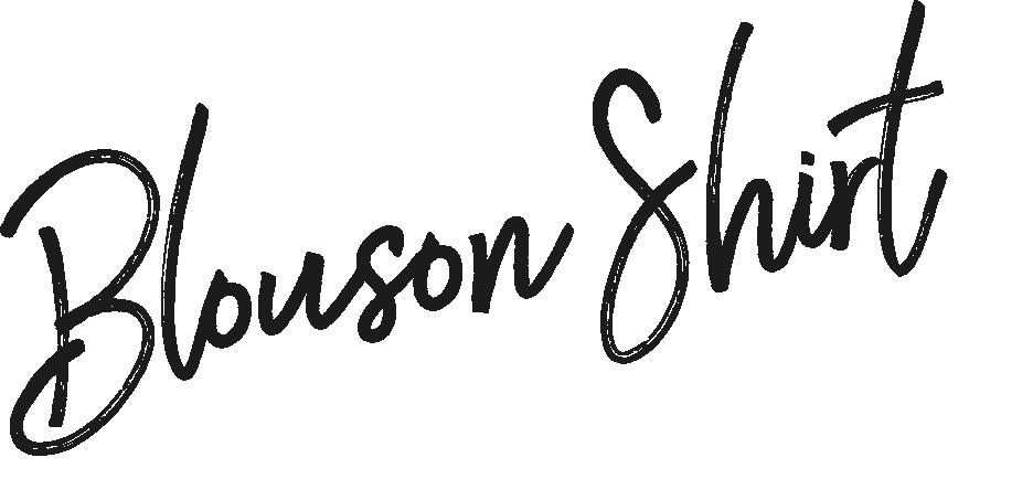 Blouson Shirt