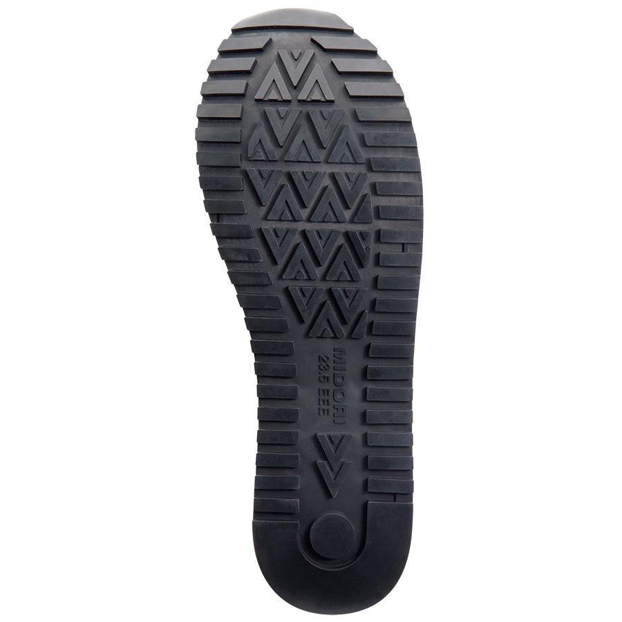 ワーク女子力作業靴 MWJ−110A ネイビー