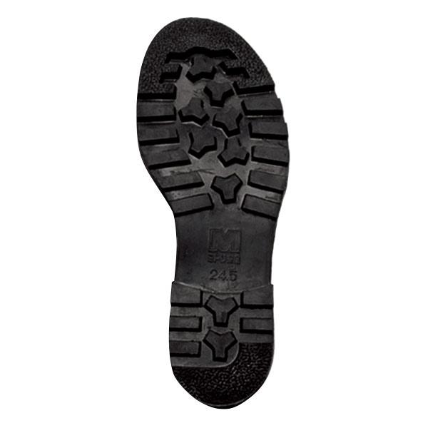 安全長靴 先芯入り 913フード付 ブラック