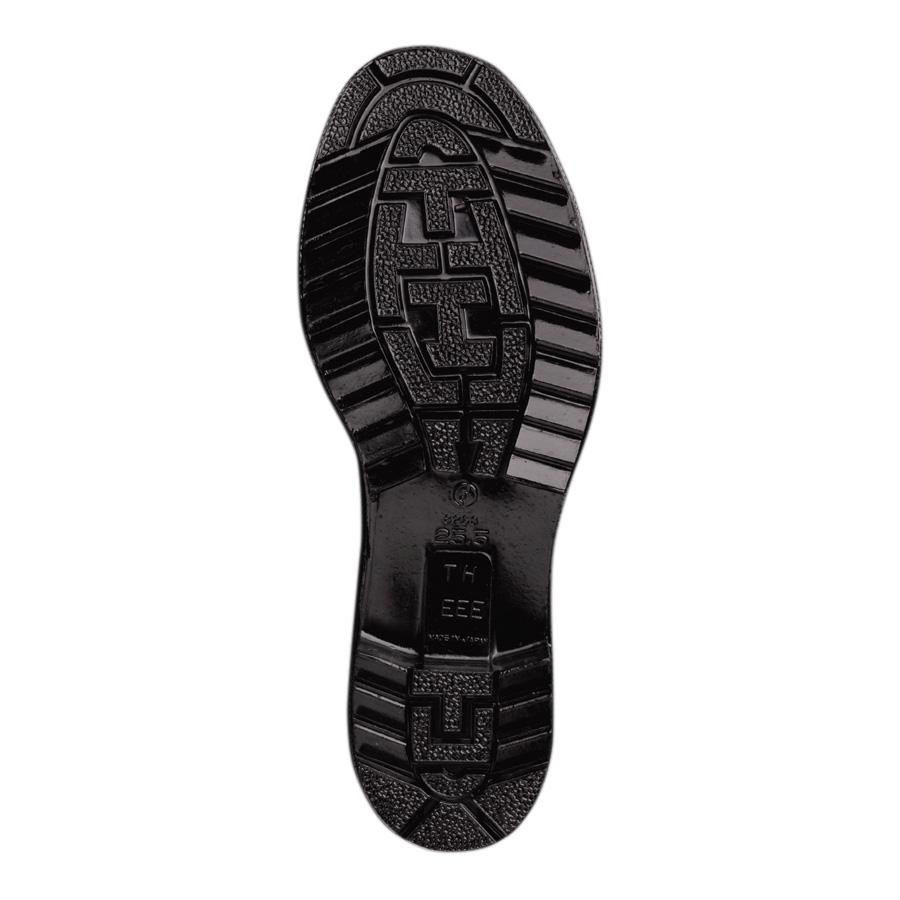 静電安全長靴 921T静電 ブラック 大サイズ