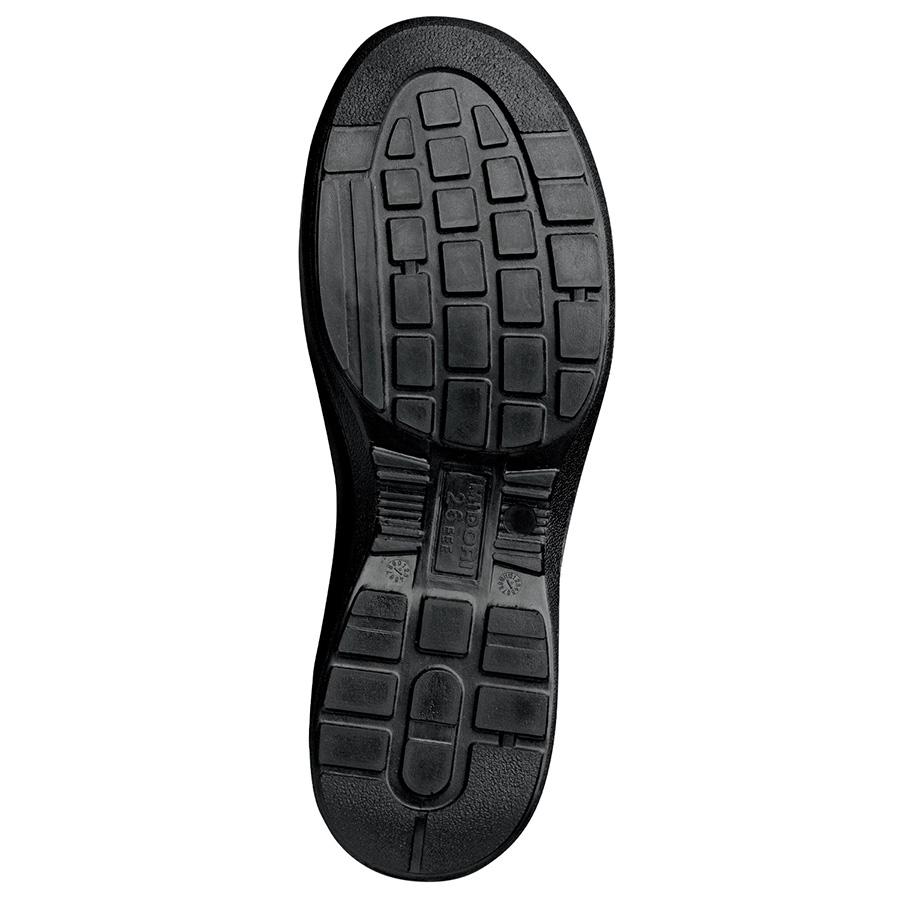 安全靴 G3690 (ひもタイプ) ブラック 大