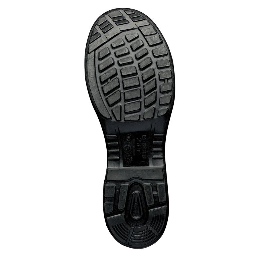 安全靴 プレミアムコンフォート PRM211 ブラック