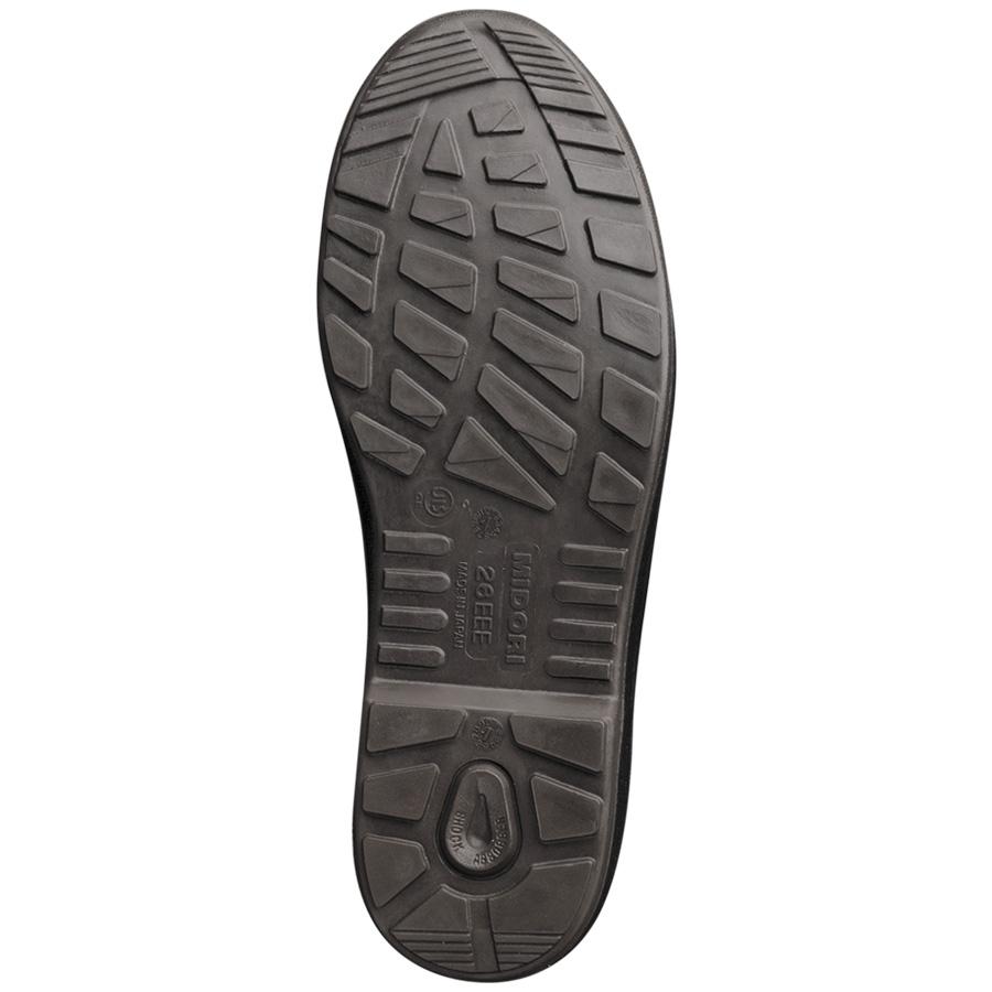 安全靴 IP5113J ブラック