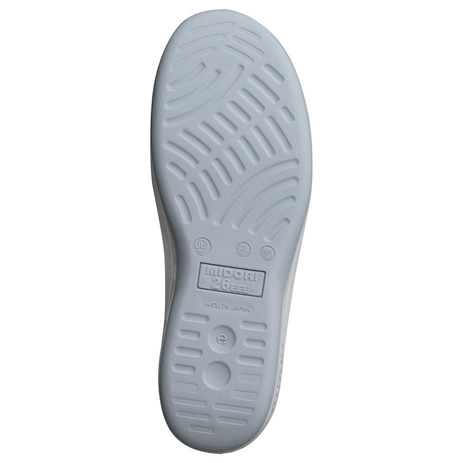 静電安全靴 SCR1200 フルCAP ホワイト 大
