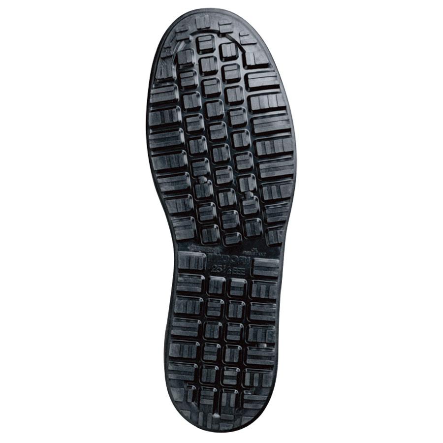 超耐滑作業靴 ハイグリップ H−100N ブラック