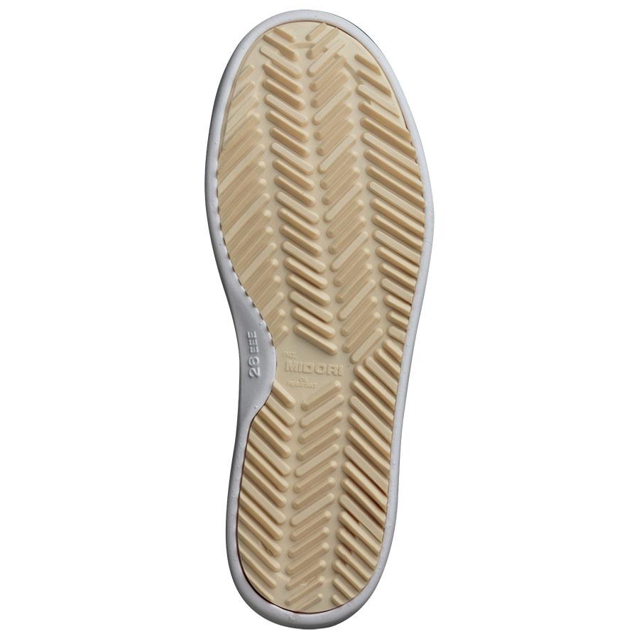 粉職場用 コナグリップ 先芯入り作業靴 CG−615 ホワイト