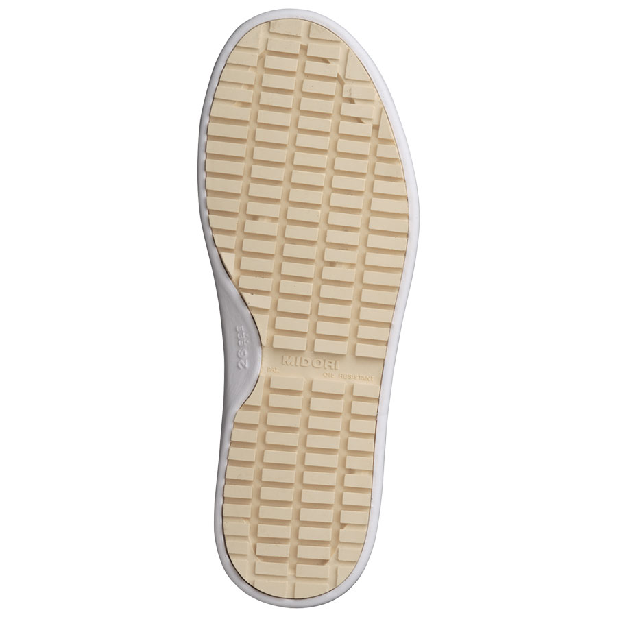 先芯入り超耐滑作業靴 HS−600CAP ホワイト 大