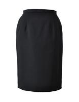 Excella タイトスカート AS2257−8 ネイビー (5〜19号)