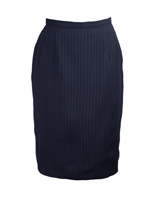 Excella タイトスカート AS2260−28 ネイビー (5〜19号)
