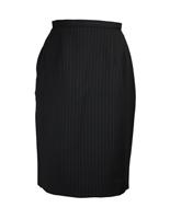 Excella タイトスカート AS2260−30 ブラック (5〜19号)