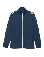 男女共用 ニットハーフジャケット HM−1511 2 ブルーベリー 4L・5L