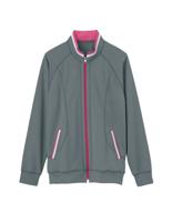 男女共用 ニットジャケット HM−2217 5 ミネラルグレー 4L・5L
