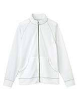 男女共用 メッシュジャケット HM−2247 11 ミルクホワイト 4L・5L