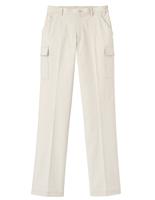 男女共用 ストレッチカーゴパンツ HM−1965 11 パールホワイト 4L・5L