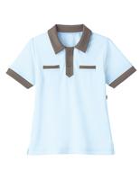男女共用 半袖プルオーバー HM−1909 26 アクアブルー 4L・5L