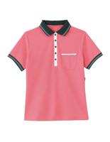 男女共用 ポロシャツ HM−2179 9 チェリーピンク 4L・5L