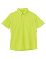 男女共用 半袖プルオーバー HM−2189 4 アップルグリーン 4L・5L