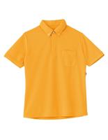男女共用 半袖プルオーバー HM−2189 14 オレンジ 4L・5L