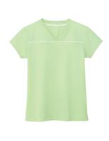 男女共用 VネックTシャツ HM−1589 4 メロン 4L・5L