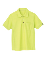 男女共用 半袖プルオーバー HM−2289 4 アップルグリーン 4L・5L