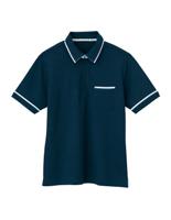 男女共用 半袖プルオーバー HM−2329 2 ブルーベリー 4L・5L
