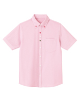 男女共用 半袖ニットシャツ HM−2419 9 さくら 4L・5L