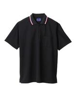 ユニセックス ポロシャツ 65230 ブラック