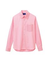 ユニセックス 長袖シャツ 63396 ピンク