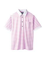 ユニセックス ポロシャツ 65326 ピンク