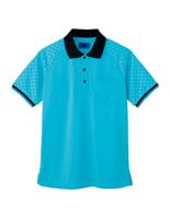 ユニセックス ポロシャツ 65352 ターコイズ