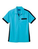 ユニセックス ポロシャツ 65362 ターコイズ