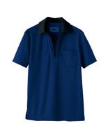 ユニセックス ポロシャツ 65391 ネイビー SS〜3L