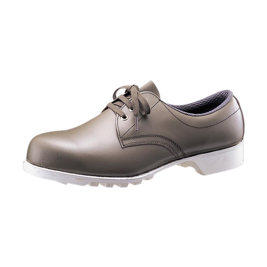 安全靴 V251#515白底 グレイ
