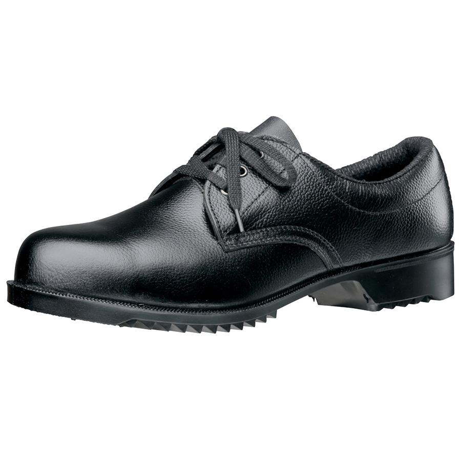 安全靴 V251N 耐滑 ブラック