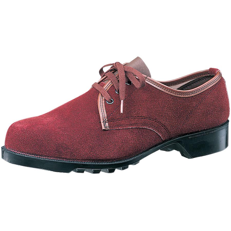 熱場作業用安全靴 V351 ブラウン