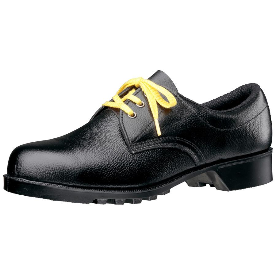 静電安全靴 V251N 静電 ブラック