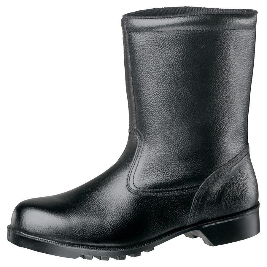 静電安全靴 V2400N 静電 ブラック