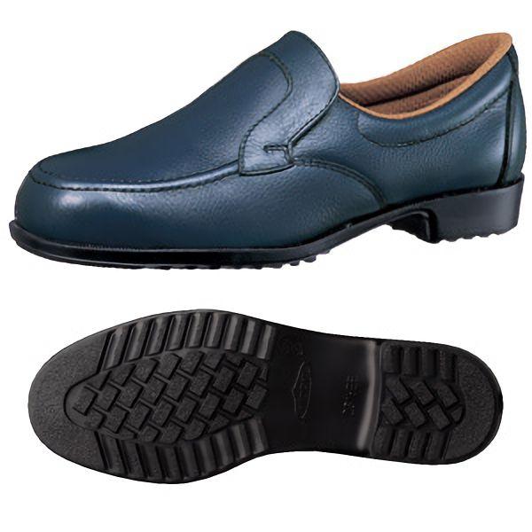 女性用 安全靴 LPT400 ネイビー
