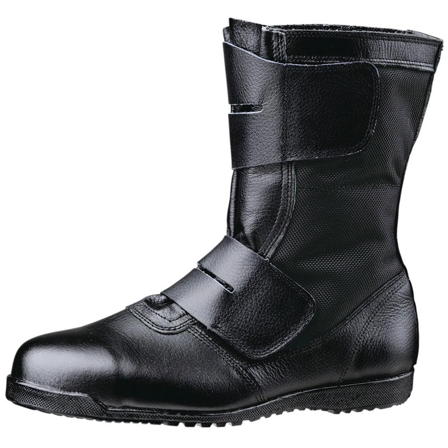 高所作業用安全靴 CT515 マジック ブラック