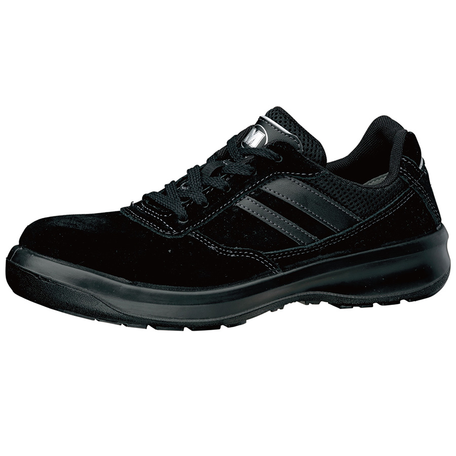 安全靴 G3550 (ひもタイプ) ブラック