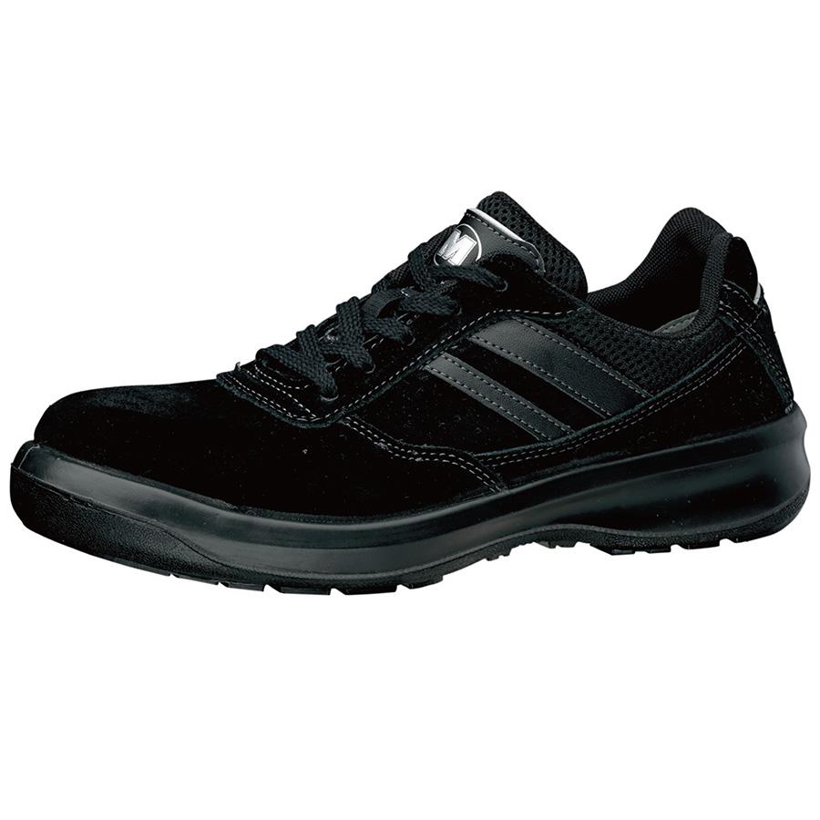 安全靴 G3550 (ひもタイプ) ブラック 大