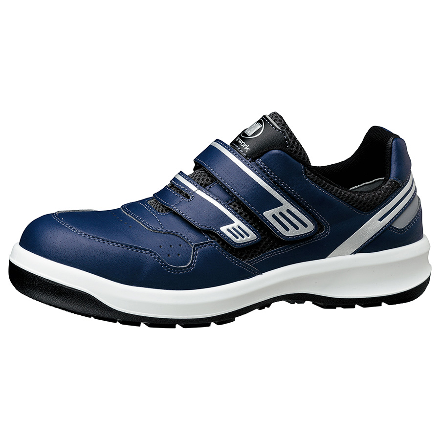 安全靴 G3695 (マジックタイプ) ネイビー