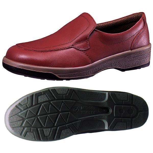 安全靴 WK500 ブラウン