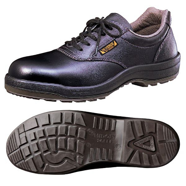 快適安全靴 ハイ・ベルデ コンフォート CF211 ブラック