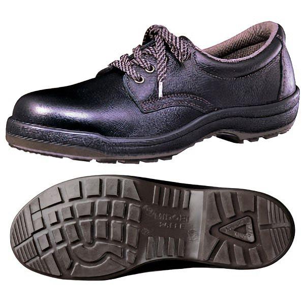 快適安全靴 ハイ・ベルデ コンフォート CF210 ブラック 大