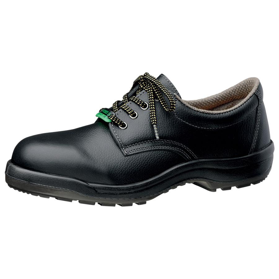 静電安全靴 プロテクトウズ5 PCF210 静電 ブラック