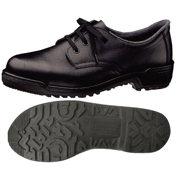 女性用 安全靴 LZ010J ブラック