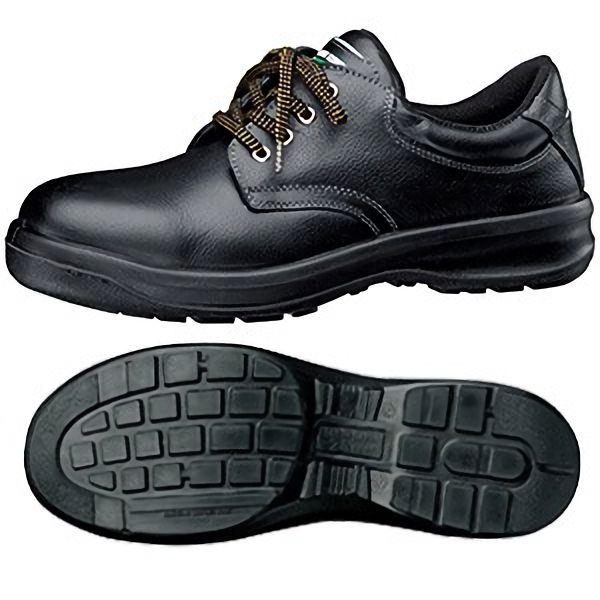 静電安全靴 新ハイ・ベルデ コンフォート G3210 静電 ブラック 小