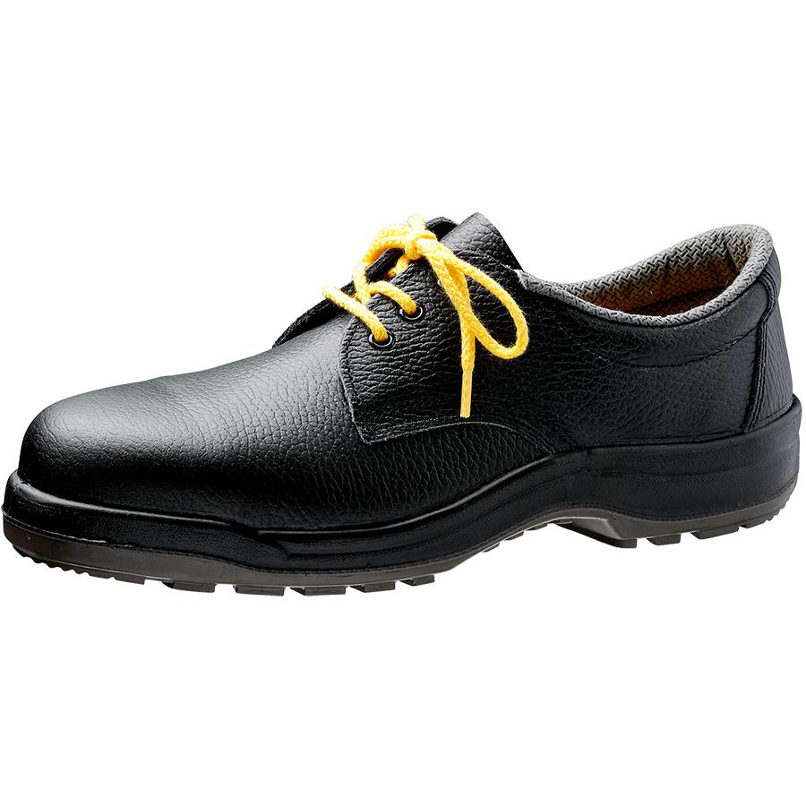女性用 静電安全靴 LCJ010静電 ブラック