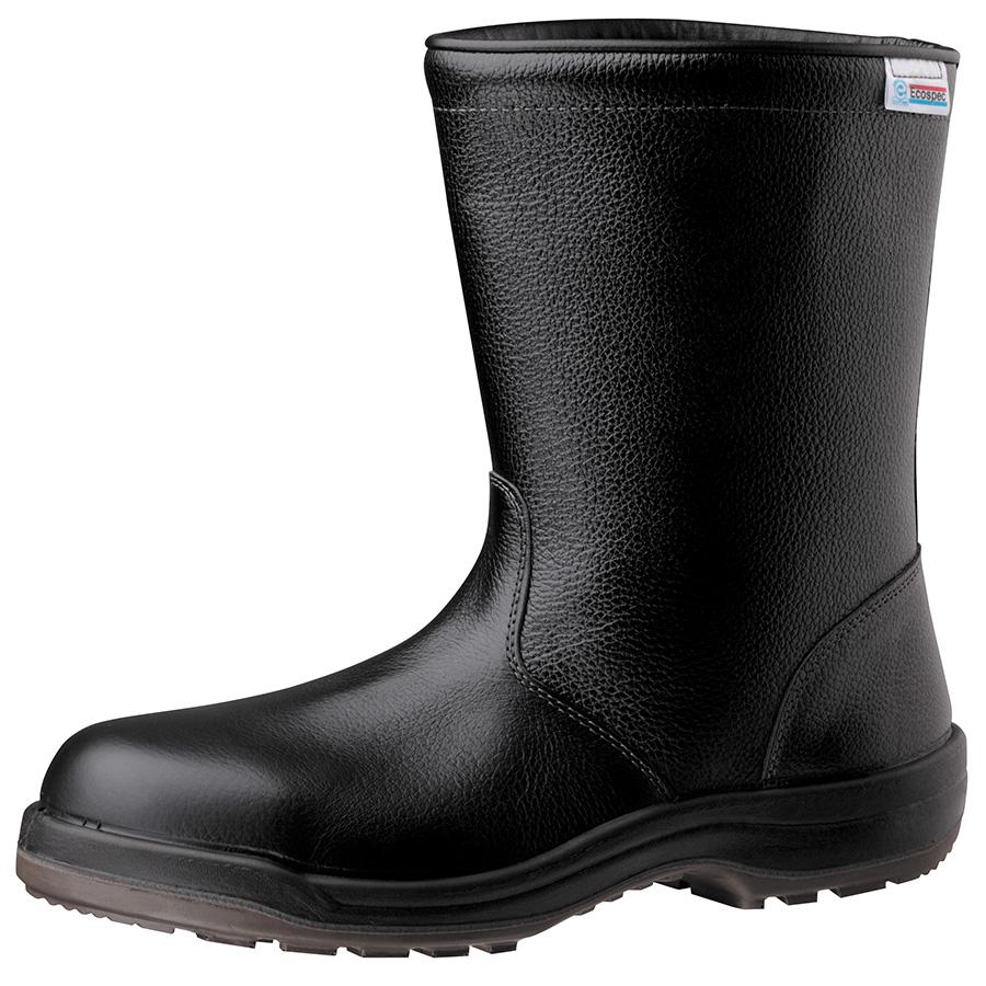 静電安全靴 ES240 eco ブラック
